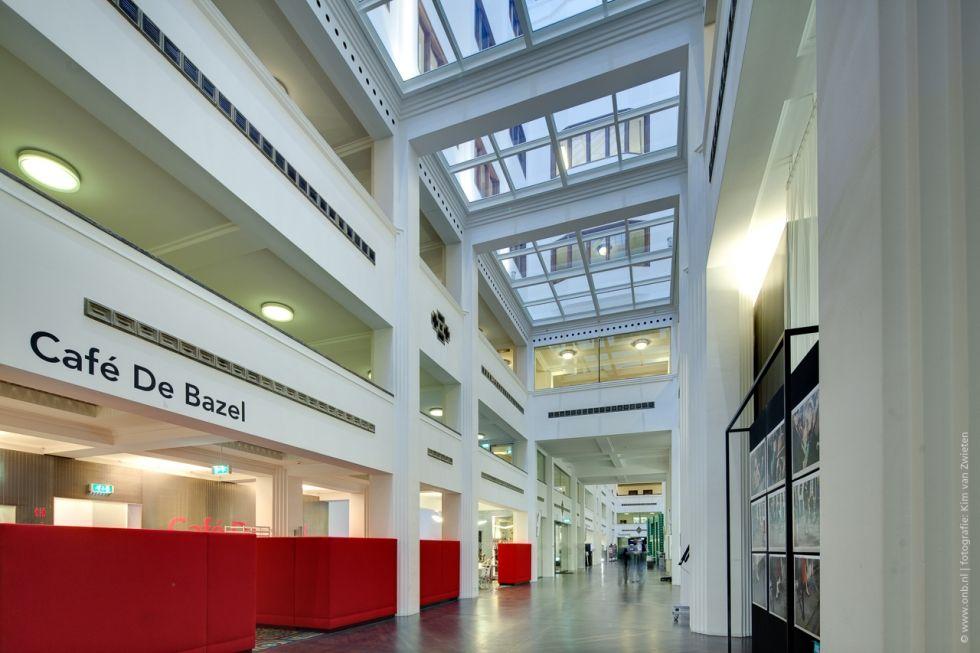 Stadsarchief De Bazel Amsterdam – op ten noort blijdenstein architecten en adviseurs–8
