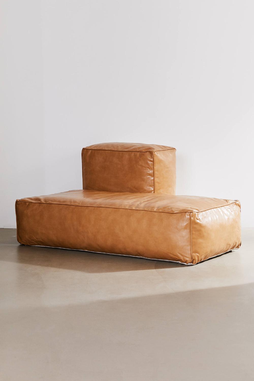 Ama Recycled Leather Floor Cushion In 2020 Floor Cushions Recycled Leather Recycled Decor