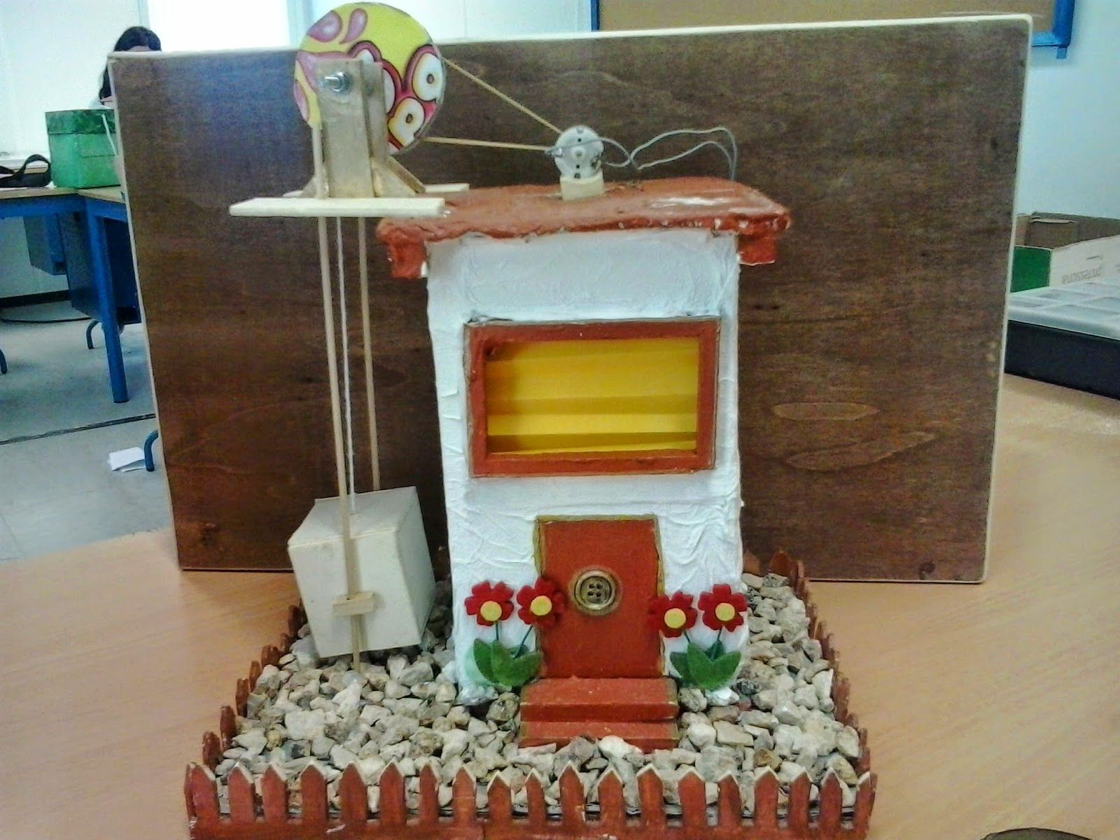 Proyectos de tecnolog a casa con ascensor proyectos - Tecnologia in casa ...