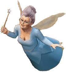 Fairy God Mother Shrek Character Fairy Godmother Shrek