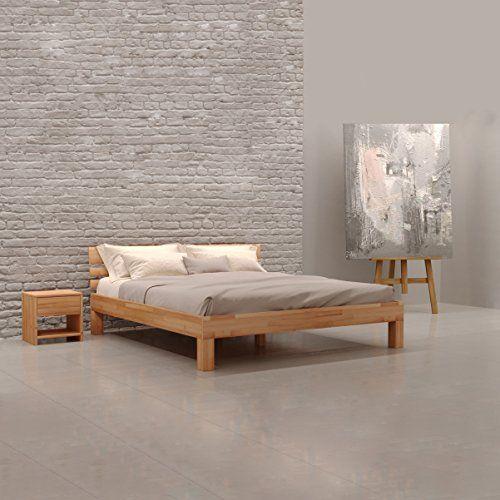 Krokwood Julia Massivholzbett In Buche 160 X 200 Cm Fsc 1 Https Www Amazon De Dp B0744kt4vq Ref Cm Sw R Pi Dp U Holzbetten Massivholzbett Bett Massivholz