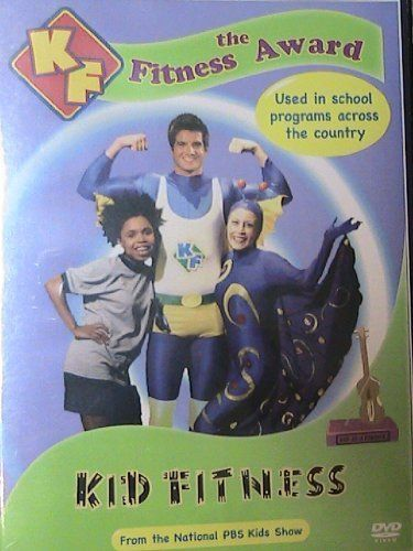 KF THE FITNESS AWARD (CHILDREN'S ADVENTURE EXERCISE VIDEO) by KIDS FITNESS INC.. $125.00