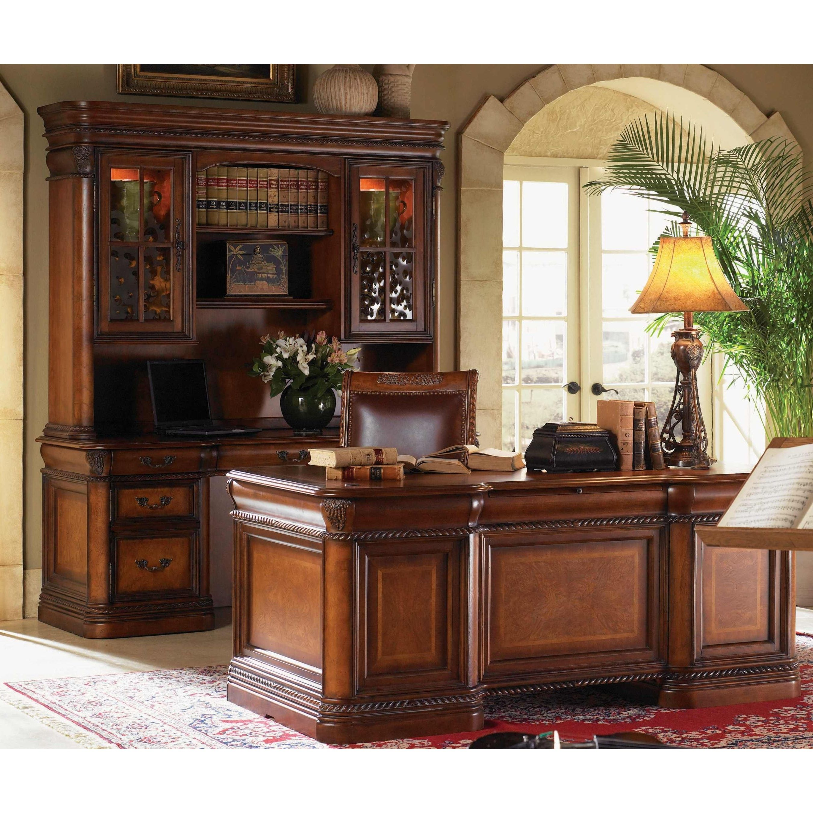24 Luxury And Modern Home Office Designs: Home Office : Furniture Luxury