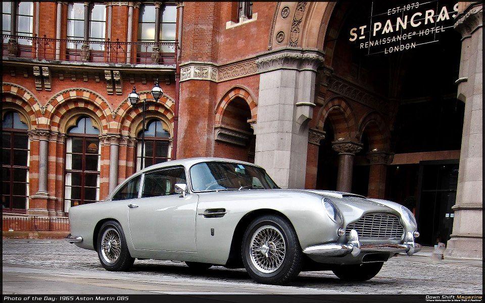 Aston Martin James Bond Aston Martin Db5 Aston Martin Aston