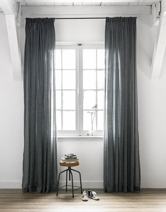 Inspiratie voor mooie raamdecoratie  woonkamer