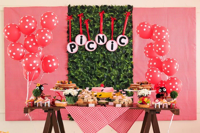 Christmas 1st Birthday Party Ideas Part - 17: Pinterest