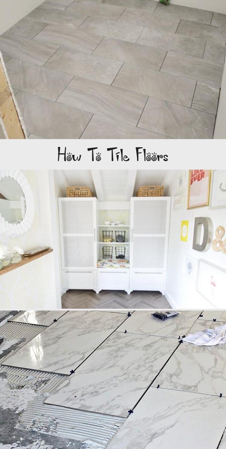 How To Tile Floors Tile Floor Tiles How To Lay Tile