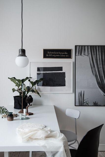 ATELIER RUE VERTE , le blog: Goteborg / Un duplex avec terrasse /