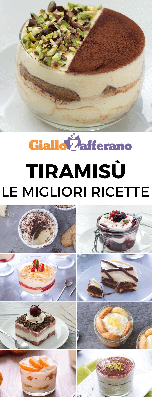 Tiramisu Vegan Ricetta Giallo Zafferano.Pin Su Dolci Dessert