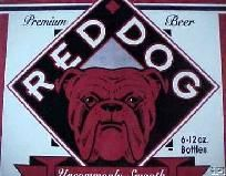 Pictures Of Red Dog Beer
