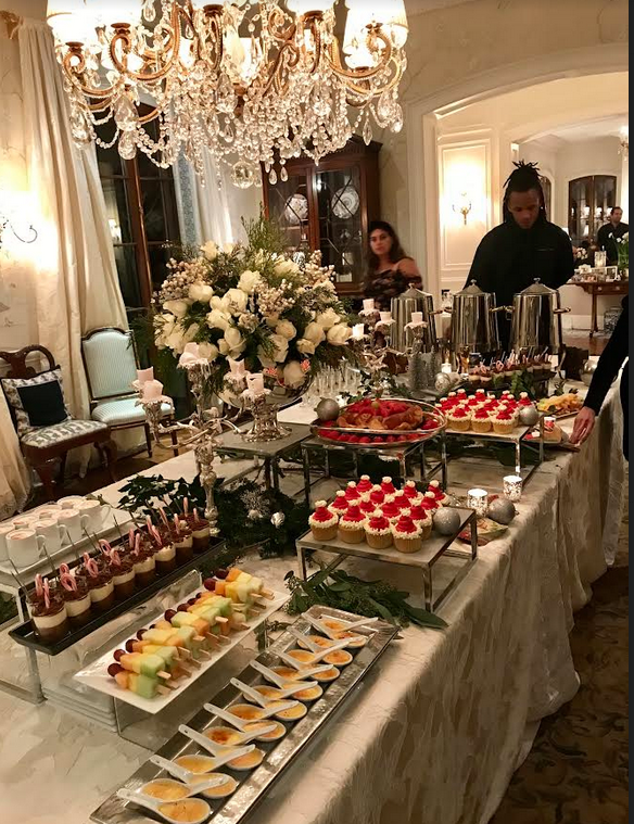 2020 Christmas Party Menu christmas party food in 2020 | Christmas party buffet, Christmas