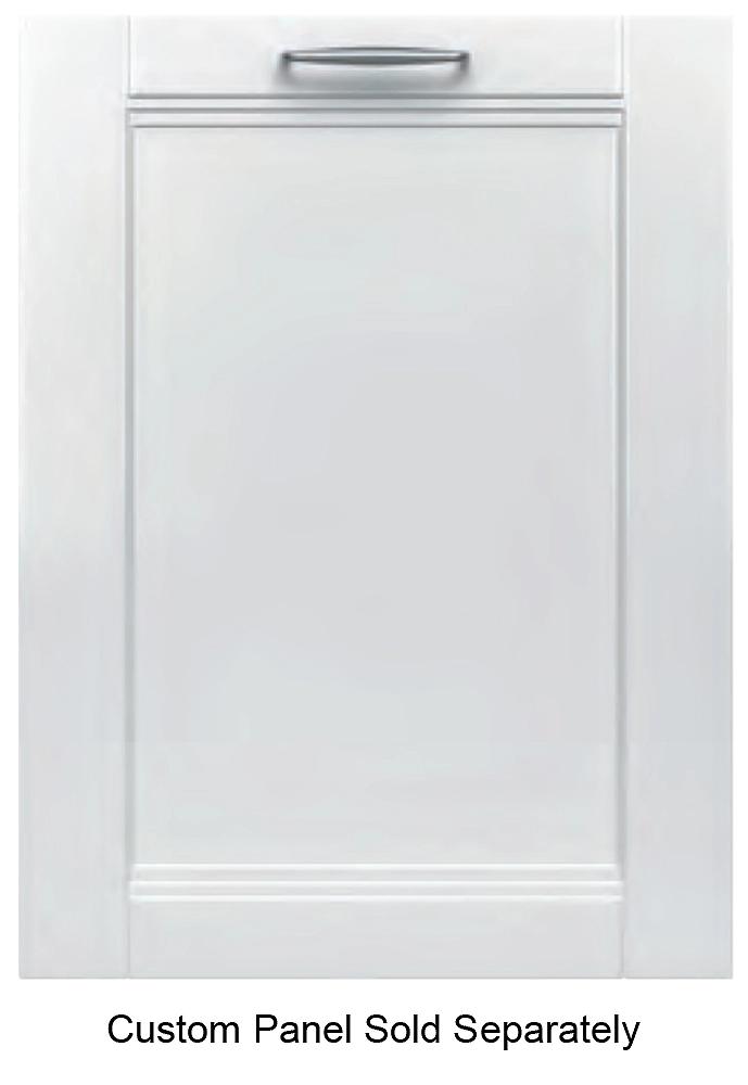 Bosch 24 800 Series Dlx Panel Ready Built In Dishwasher Shv878zd3n Built In Dishwasher Steel Tub Dishwasher Installation