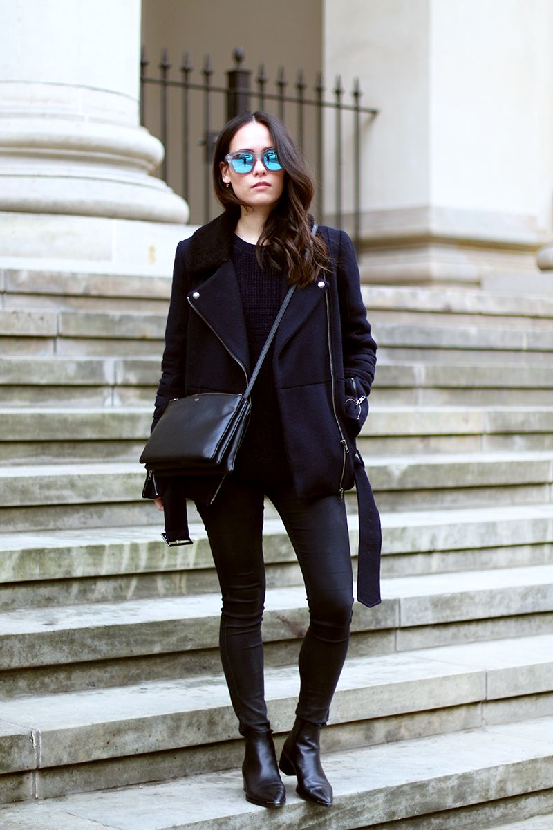 new arrivals 7fd4f e3cbe teetharejade » Blog Archive Outfit  The Biker Jacket - teetharejade