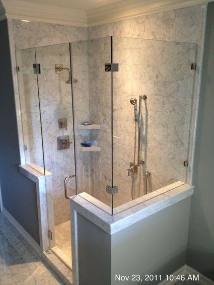 Frameless Shower Door Arc Glass L L C Houston Texas