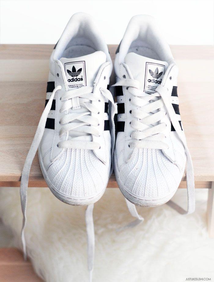 Adidas Superstar. Old school Adidas Sneakers ... b669b8859