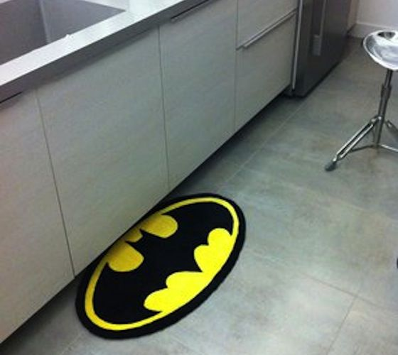 Batman Rug Home Decor