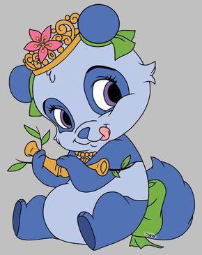 Blossom Mulan S Palace Pet Panda Princess Palace Pets Palace Pets Disney Princess Palace Pets