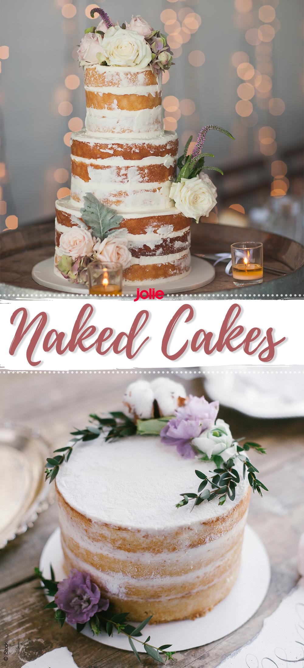 Naked Cake Diese Hochzeitstorten Sind Jetzt Trend In 2018 Future