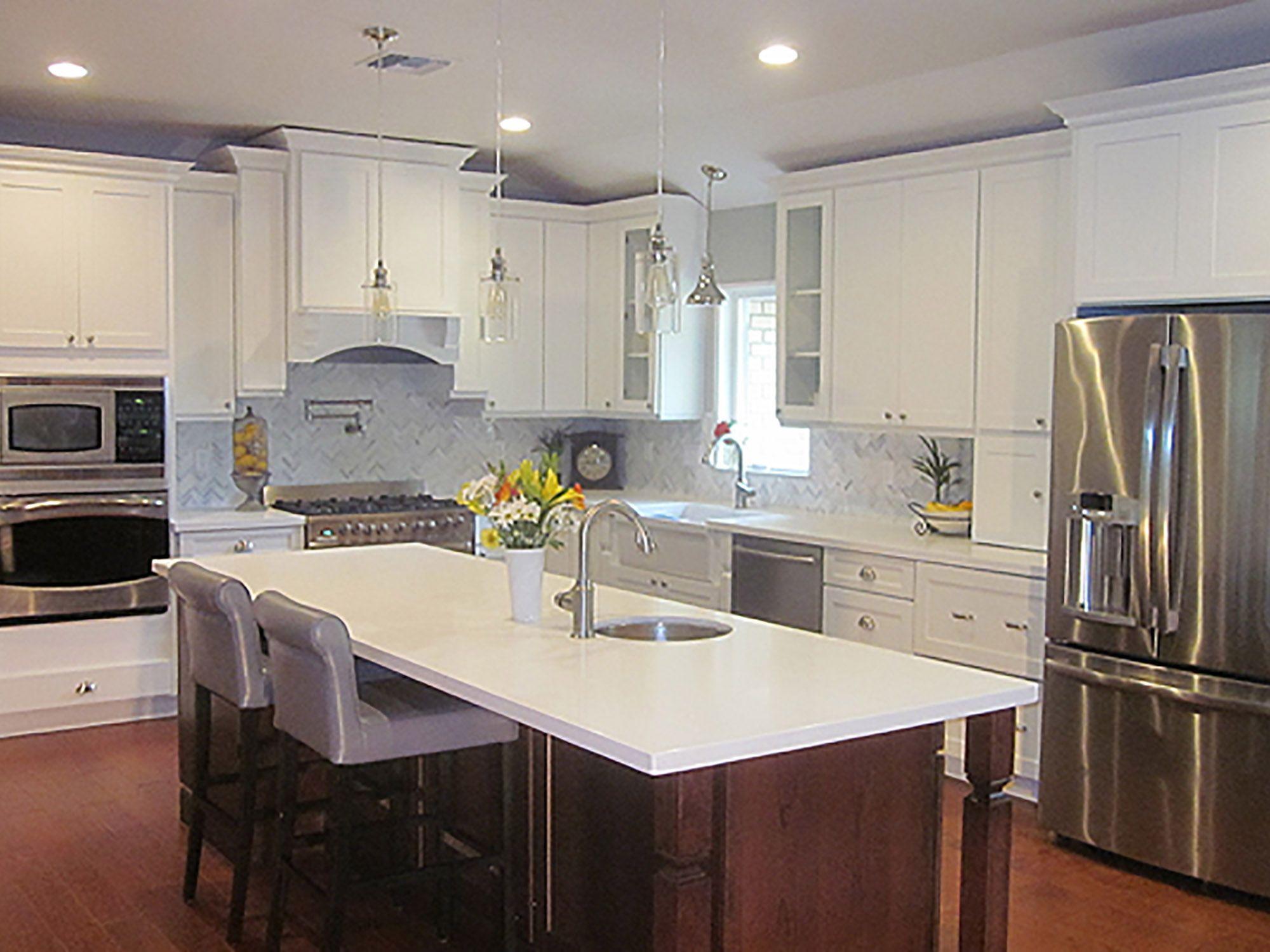 Best Bakersfield Kitchen Renovation Features Cliqstudios Dayton 400 x 300