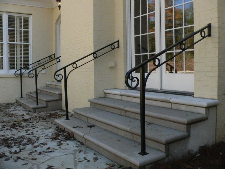 Best Metal Sculpture Railings Ideas Custom Exterior Hand 400 x 300