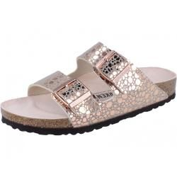 Photo of Birkenstock Arizona B's narrow width metallic stones copper / Birko-Flor BirkenstockBirkenstock