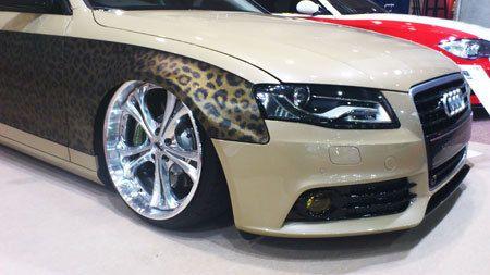 Cheetah Print Car Vinyl Maxplus Auto Accessories Car
