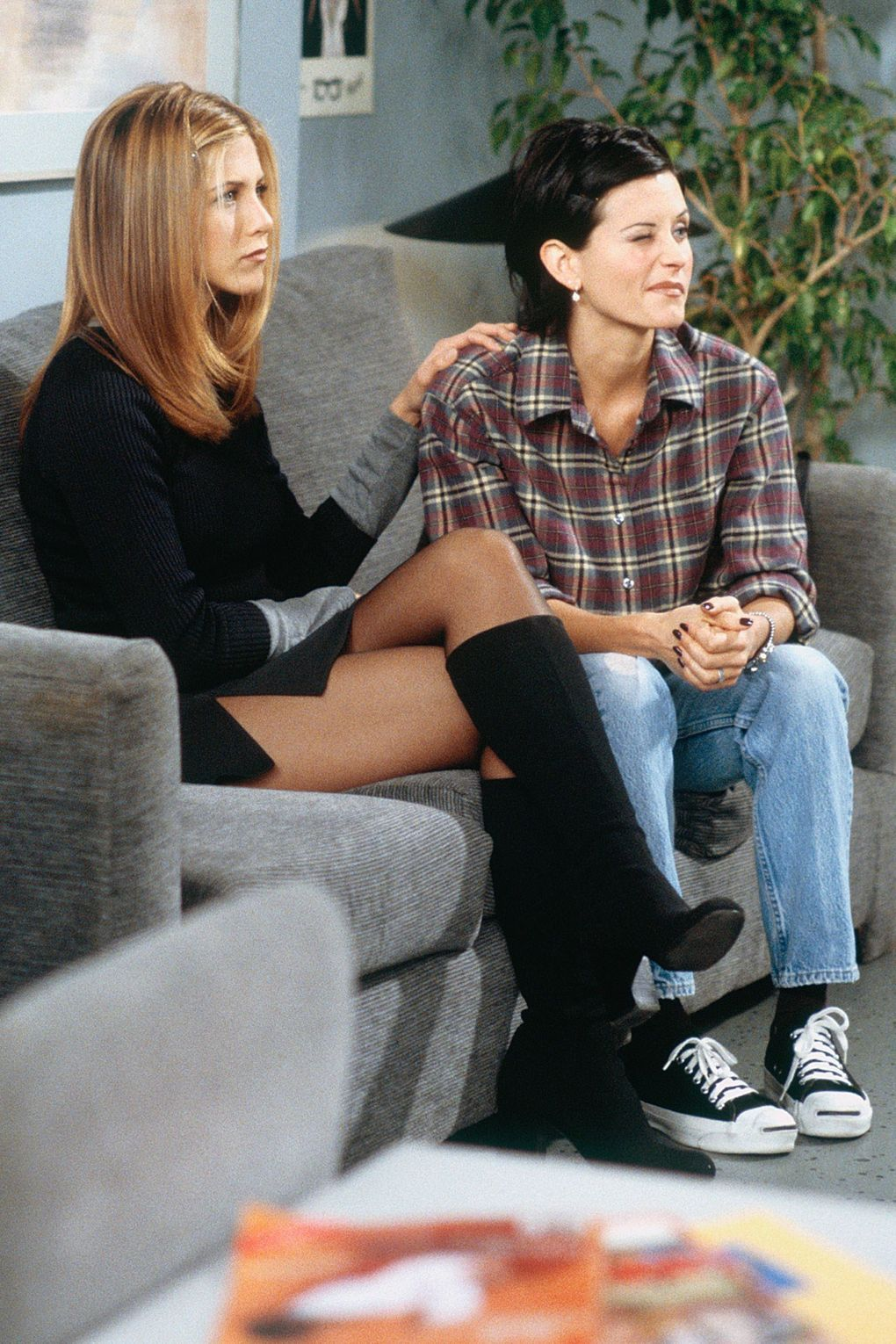 13 times Rachel, Monica & Phoebe wore something we'd wear today #fashioninthe90s