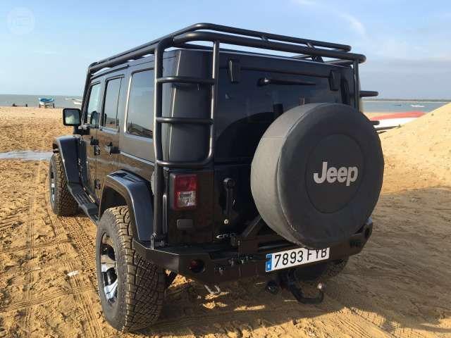 Mil Anuncios Com Jeep Wrangler Jeep Wrangler De Segunda Mano Compra Venta De Jeep Wrangler De Ocasion Jeep Monster Trucks Suv Car