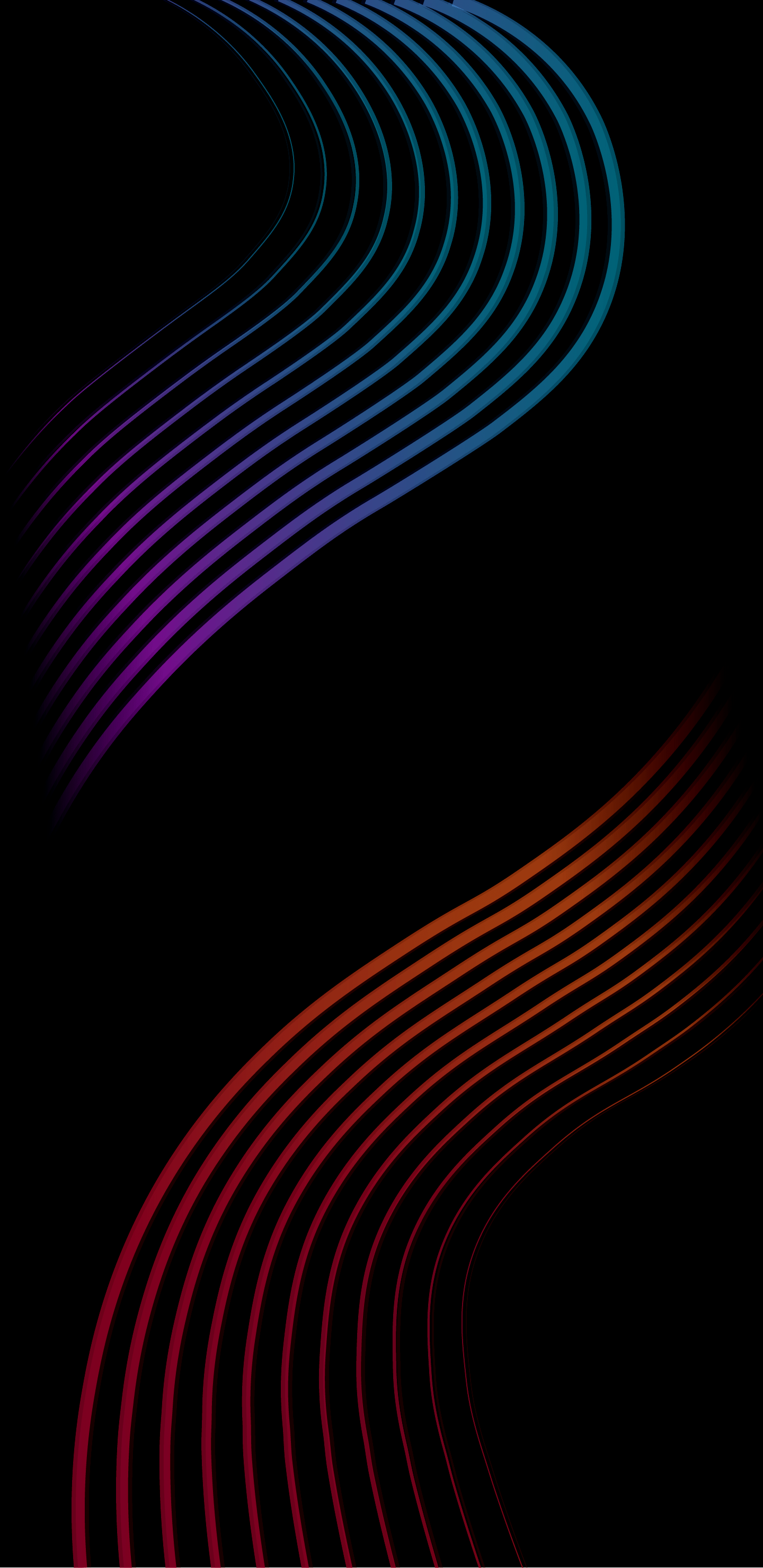 Colored Waves 1440x2960 I Imgur Com Submitted By Ydder To R Amoledbackgrou Abstract Iphone Wallpaper Phone Wallpaper Design Abstract Wallpaper Backgrounds
