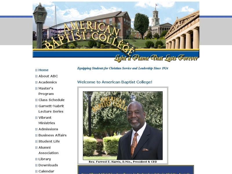 American baptist college tennessee colleges college