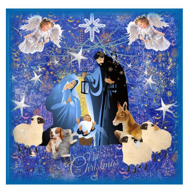 Naive Nativity Naive and Polyvore