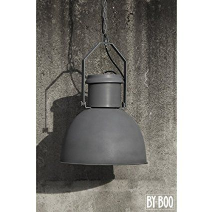 deckenleuchte factory industrie fabriklampe lampe deckenlampe loftlampe vintage 40 cm. Black Bedroom Furniture Sets. Home Design Ideas