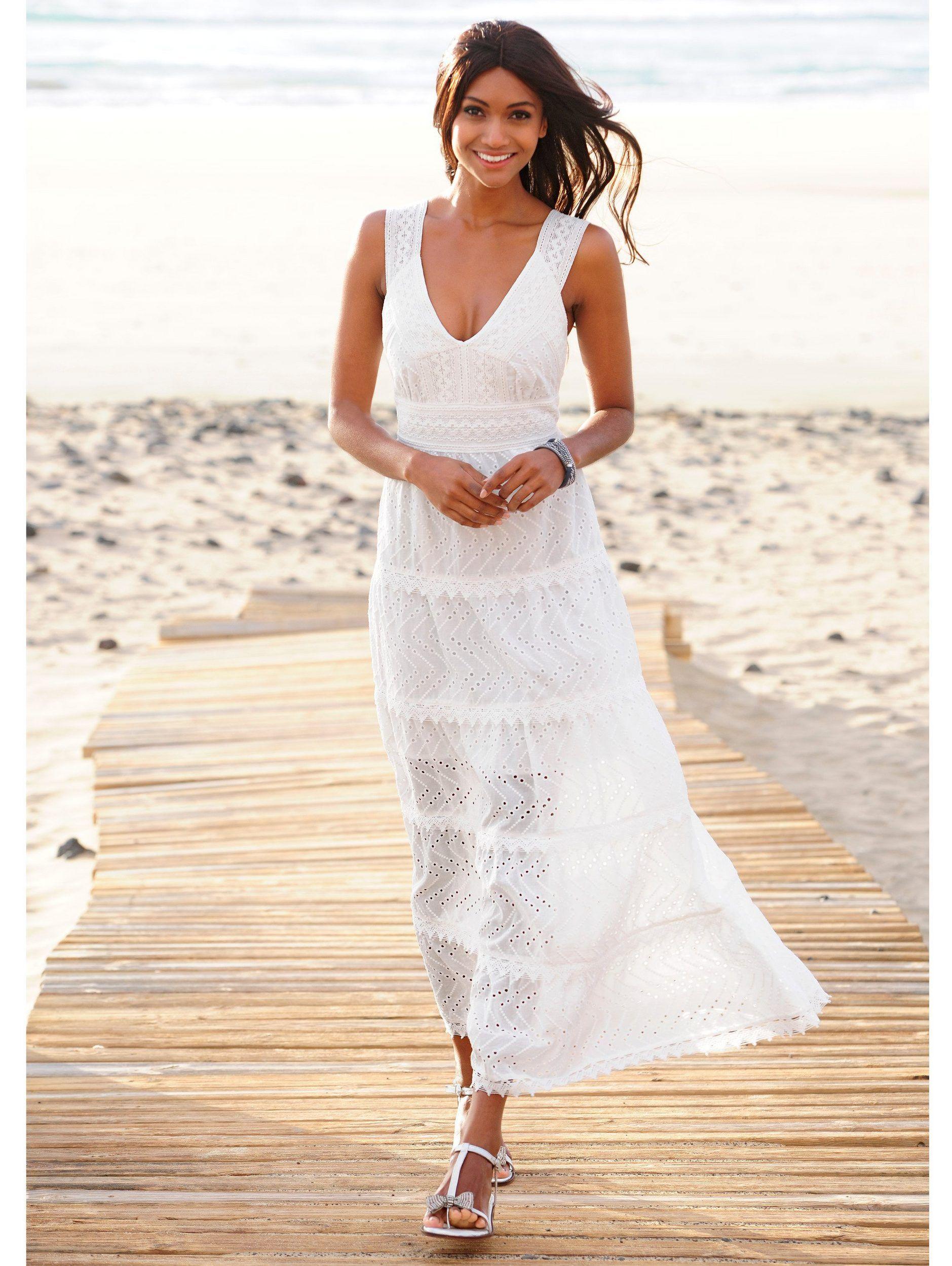 Alba Moda Kleid mit Spitze online kaufen  OTTO  Kleid spitze