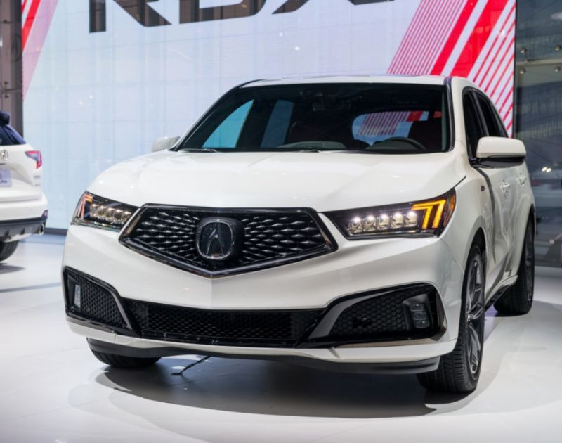2019 Acura Mdx Has Been Unveiled With A Revised Fascia Acura Mdx Acura Acura Rdx