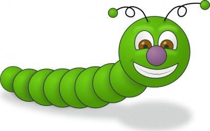green worm clip art images for baby cards pinterest clip art rh za pinterest com