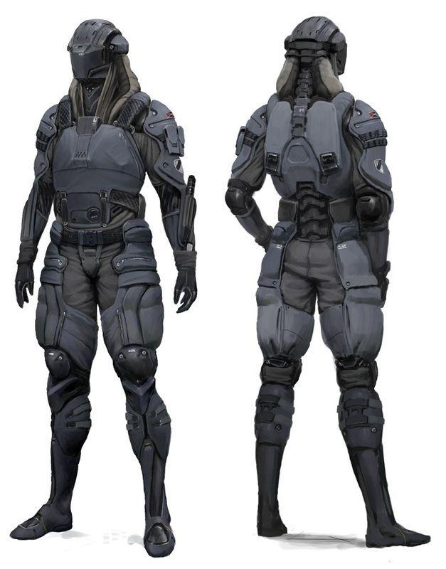 Futuristic Stealth Google Search Weapon Concept Art Sci Fi