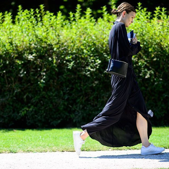 #Le21eme x #AdamKatzSinding •  www.Le21eme.com •  @JEllison22 #JoEllison #Paris #FW15 #FashionWeek #PFW #France #HauteCouture #Couture #Dior #ChristianDior #Street #Style #StreetStyle #Fashion #Mode #Moda #NoFilter #Adidas #Celine
