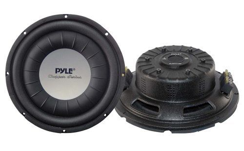 Pyle Plwch10d 10 Inch 1000 Watt Ultra Slim Dvc Subwoofer By Pyle 38 89 This Pyle Chopper Subwoofer Is Great When You Need Beastly Bas 12 Inch Subwoofer Home Theater Speakers Car Audio Systems