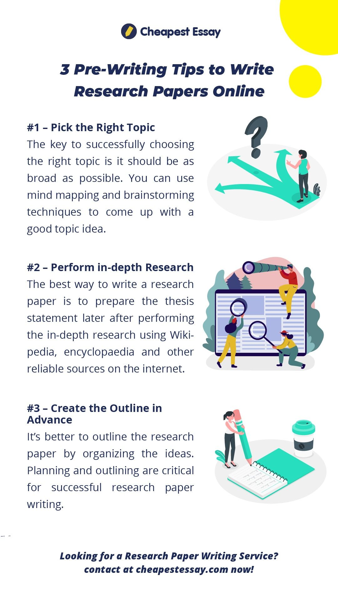 3 Pre Writing Tips To Write Research Papers Online Research Paper Writing Service Pre Writing Paper Writing Service