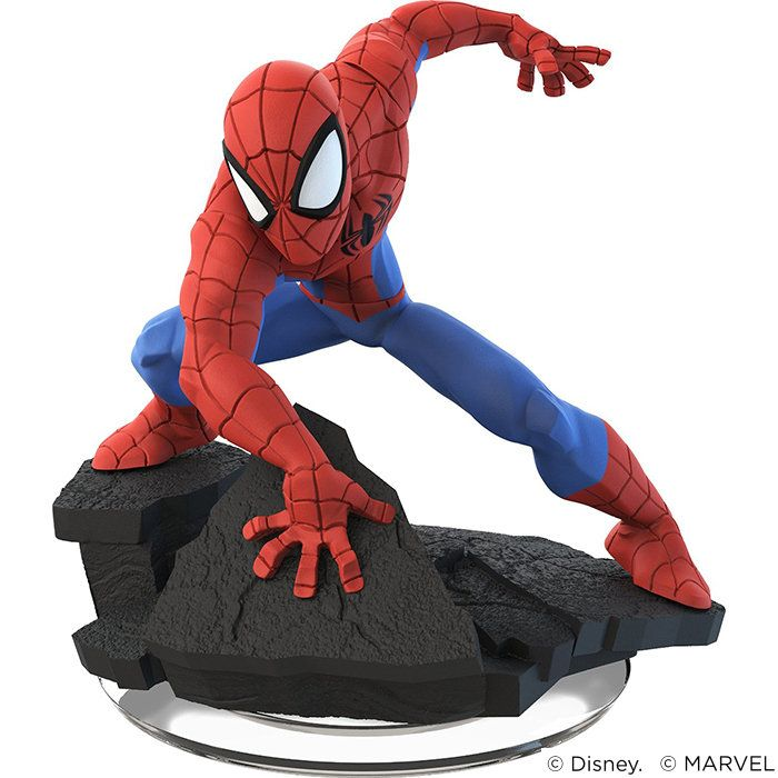 Spider-Man Disney Infinity 2.0 Marvel Avengers Character Action Figure