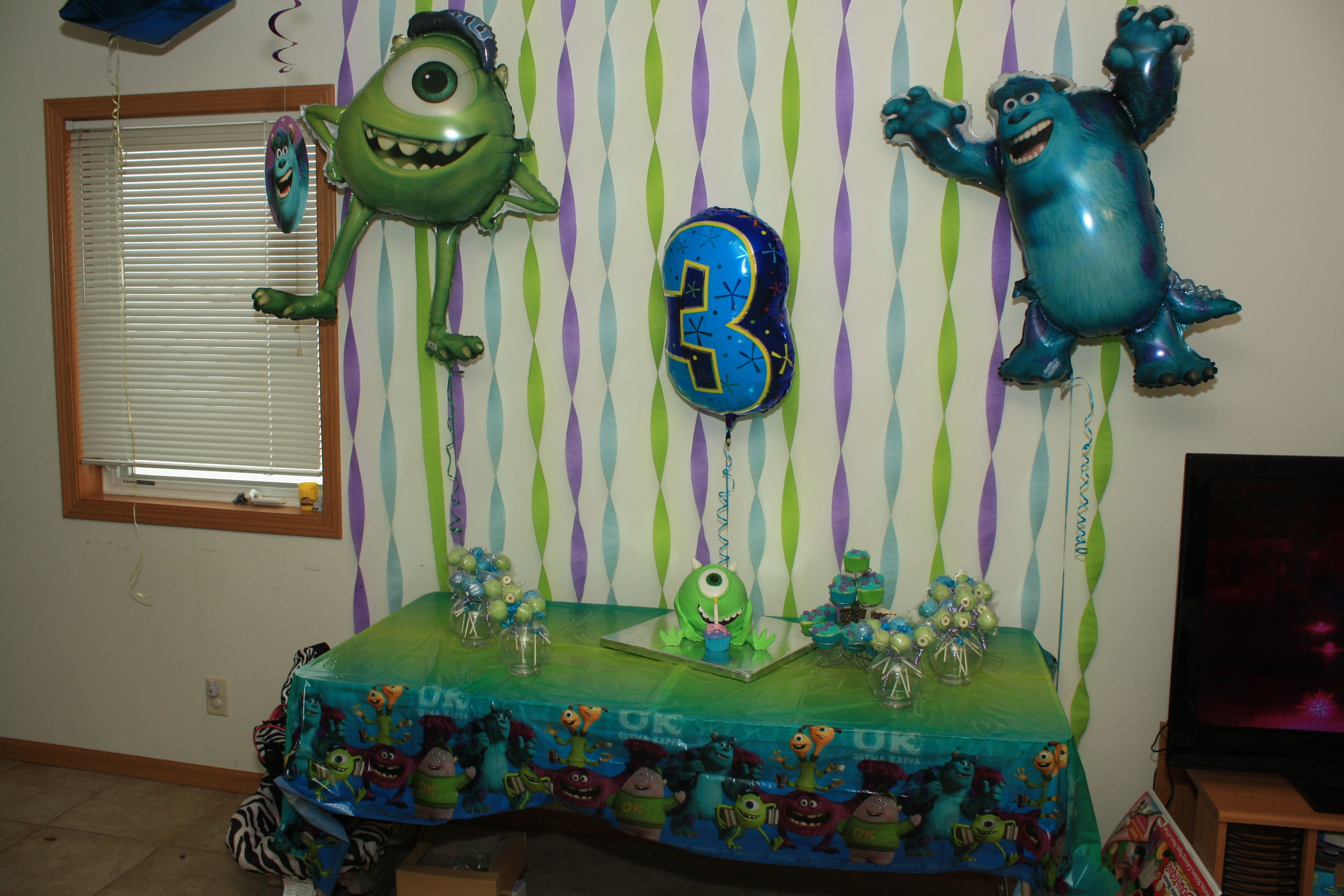 Daughters 3rd Birthday Party.