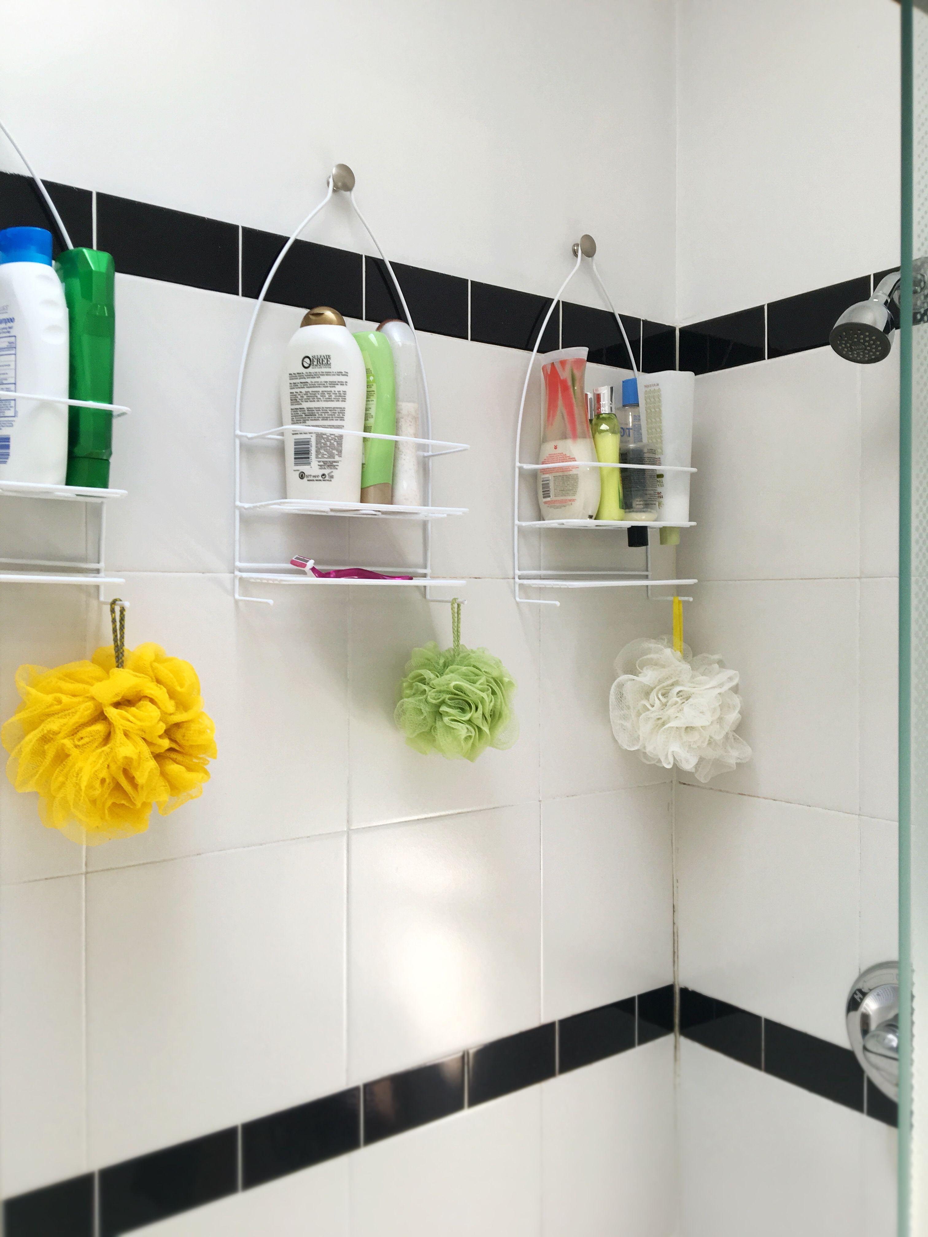 My Shower Storage Solution Shower Storage Solutions Shower Storage Storage