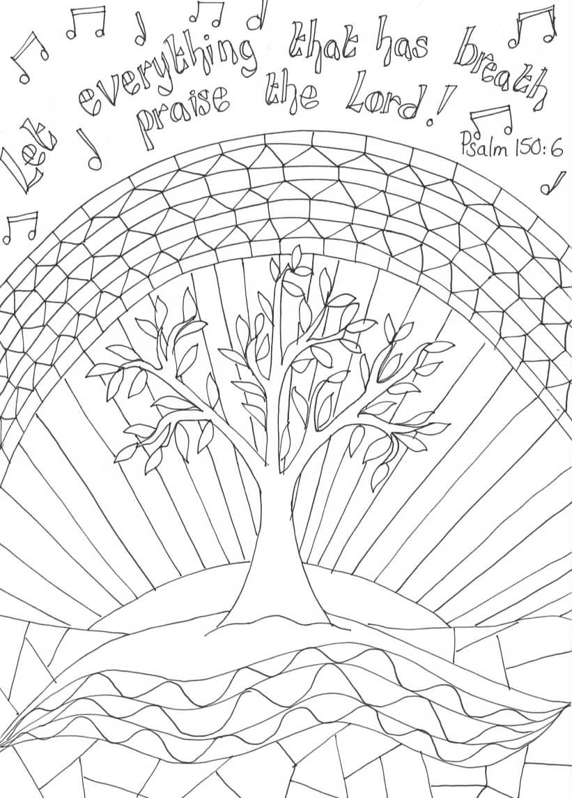 Colouring in is a great tool for helping children to
