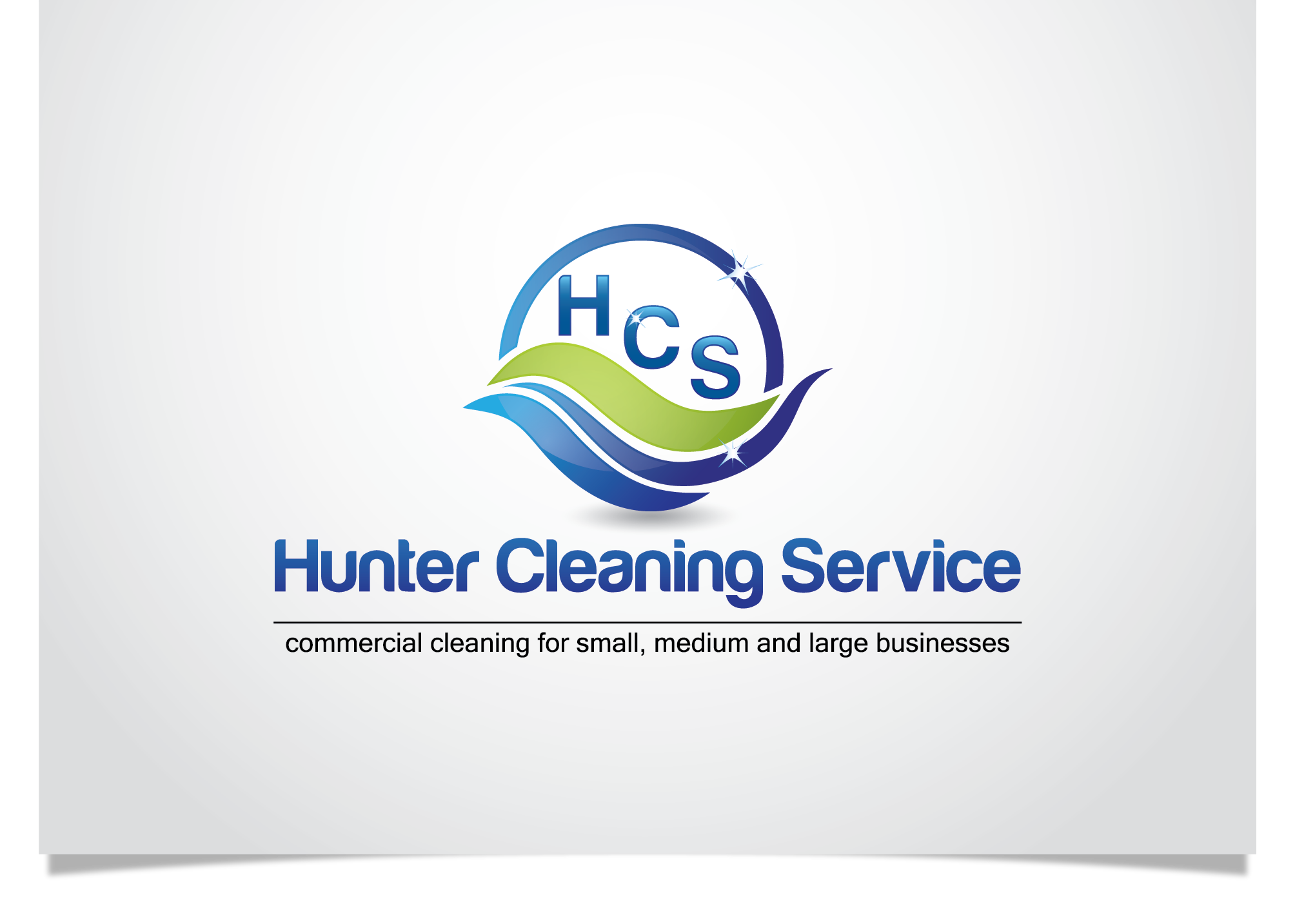 Designs Create the next logo for HCS Hunter Cleaning