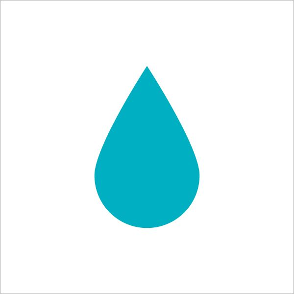 how to make a raindrop in illustrator