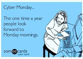 Happy Cyber #Monday #shopping! #cybermonday #shoppingmeme #mememonday #meme Graphic Design Website Deisgn & Social Media