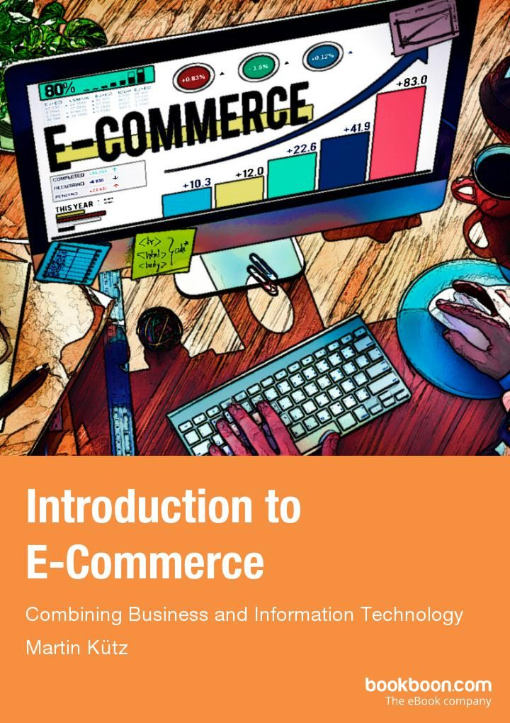 Introduction To E Commerce Ecommerce Book Marketing Science Background