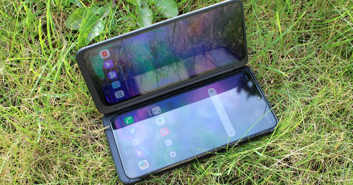 LG's new dualscreened G8X smartphone now has a U.S