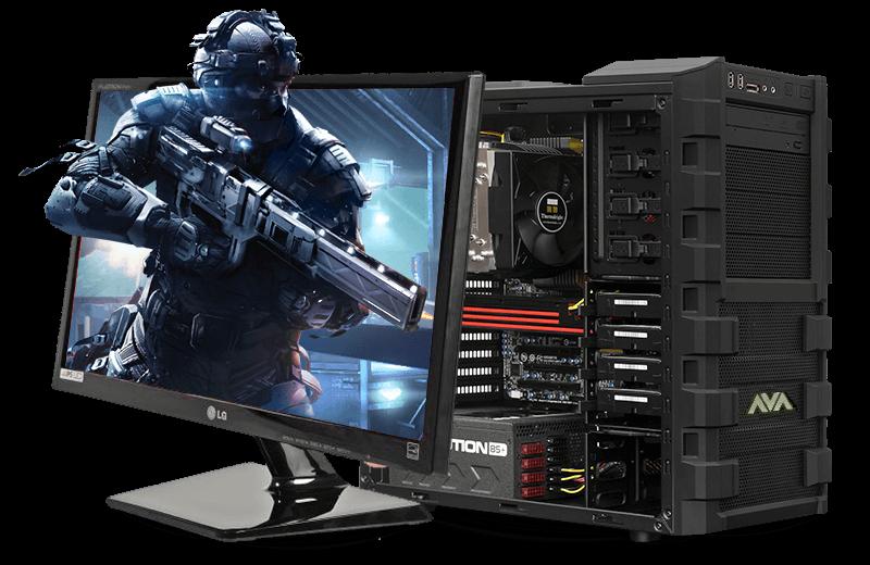 Avadirect Custom Computer Blog Gaming Computer Budget Gaming Pc Gaming Desktop