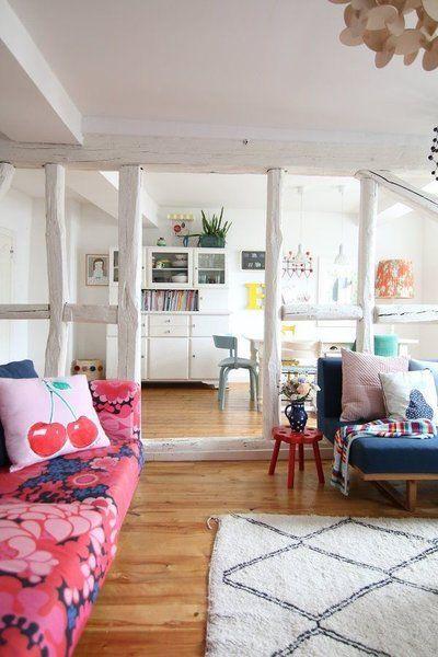 Farbenfrohe Frühlingsaccessoires unter 50 Euro | Wohnzimmer ...